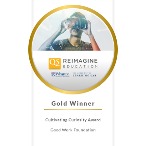 Gold Winner for Cultivating Curiosity